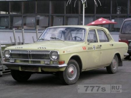 Факты: о зеленой лампочке такси