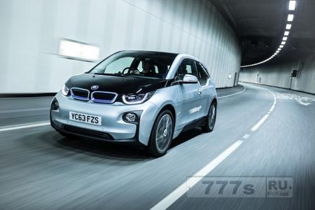 BMW объединяется с Intel, чтобы создать автомобиль без водителя к 2021 году