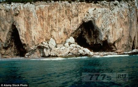 Морскую пещеру в Гибралтаре сделали объектом всемирного наследия Юнеско