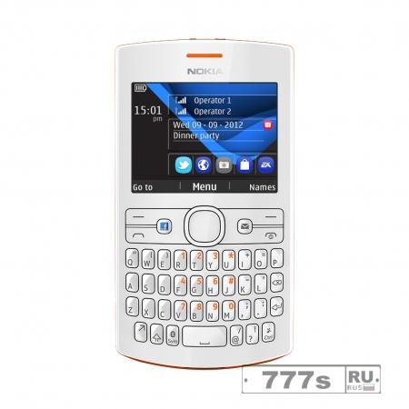 Обзор техники: Nokia Asha 205