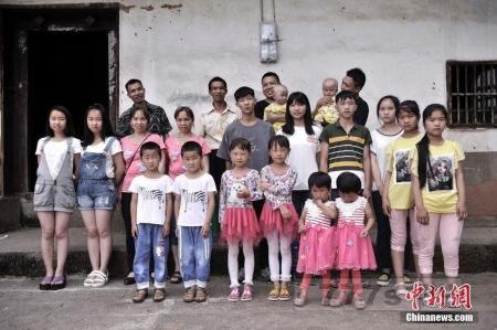 Интересно: деревня в Китае, где часто появляются близнецы