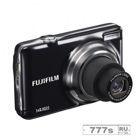 Обзор техники: фотокамера Fujifilm JV300
