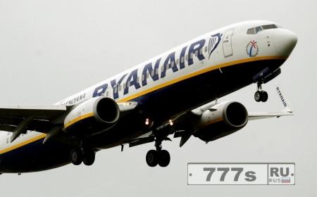 Авиакомпания Ryanair сокращает количество рейсов из Великобритании из-за Brexit