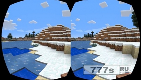 Игры: в Minecraft появится поддержка Oculus Rift