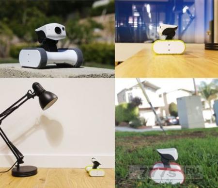 Технологии: милый робот-охранник