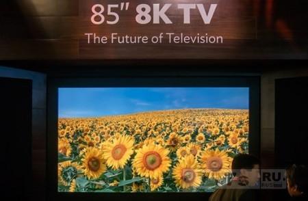 Новости IT: в Японии запущен первый 8К телеканал