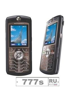 Обзор: Motorola SLVR  L7