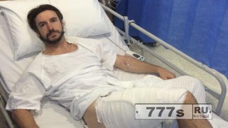 Происшествия: велосипедист получил ожог третьей степени от падения на Iphone