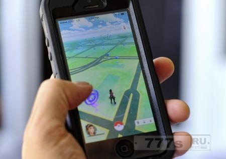 Покемон Go будет на контактных линзах в будущем
