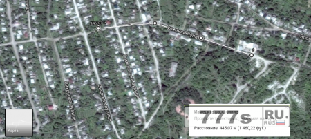 Лайфхаки: измеряем расстояние без GPS