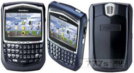 Обзор: Blackberry 8700g