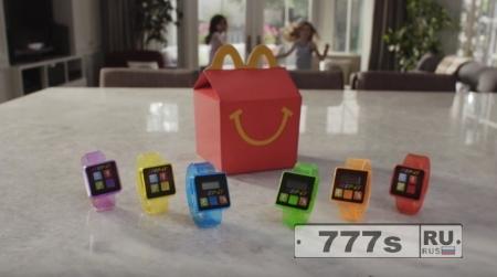 Происшествия: дети получили раздражение кожи от игрушки из Happy Meal