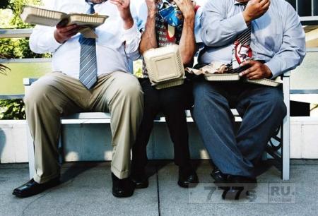 Ученые пришли к выводу, что толстые люди действительно лучше худых людей