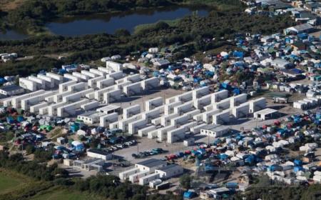 Лагерь «Джунгли» должен быть перемещен из Кaле в Британию, считает Никoля Cаркози