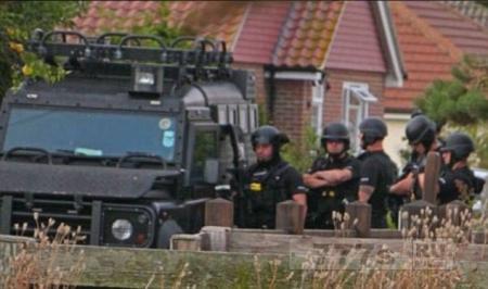 Противостояние 72-летнего мужчины с вооруженной полицией (продолжение)