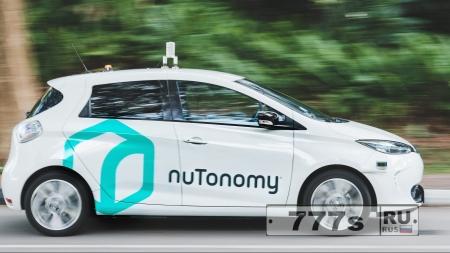 Фирма безпилотных такси в Сингапуре планирует начать работать в 10 городах к 2020 году