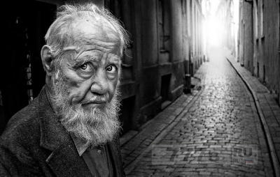 Старость не радость.