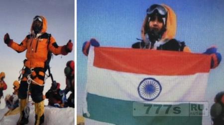Индийская пара подделала восхождение на Эверест
