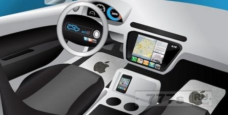 Новости IT: порция свежей информации об электромобиле Apple