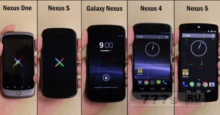 новости IT: конец эры Nexus?