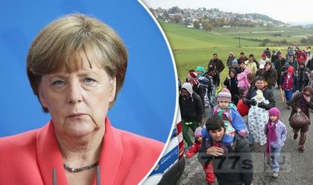 Меркель требует депортировать всех, кому было отказано в убежище. Это предчувствие выборов.
