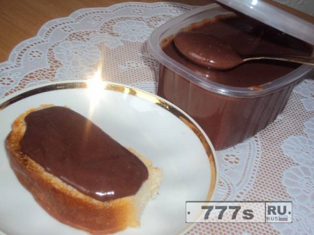 Кулинария: домашний аналог Nutella