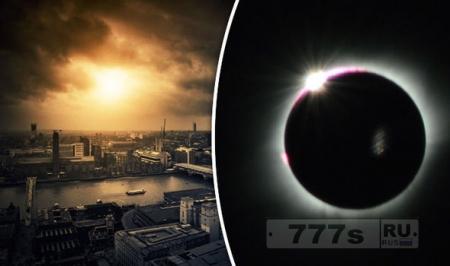 Мир закончится солнечным затмением в 2017 году