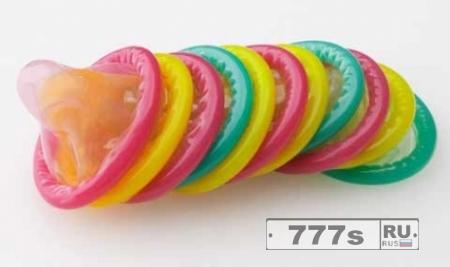 Интересно: естандартное применение презервативов