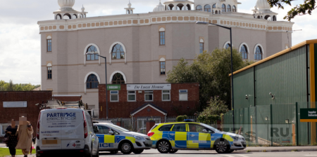 Десятки вооруженных людей штурмовали храм сикхов в Leamington Spa