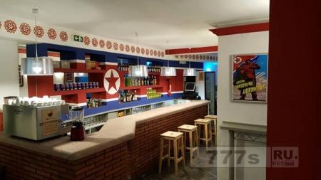 Северокорейский-тематический бар открылся в Испании