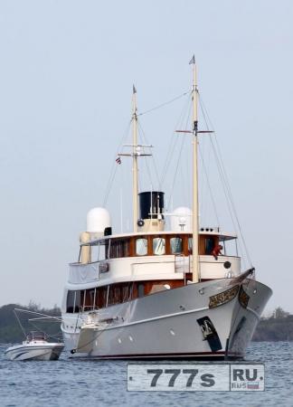 Писательница Джоан Роулинг выставила роскошную яхту на продажу за £ 15 млн