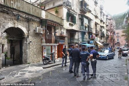 Мафиози в Неаполе ведут себя теперь как ИГИЛ, чтобы создать «культ смерти»