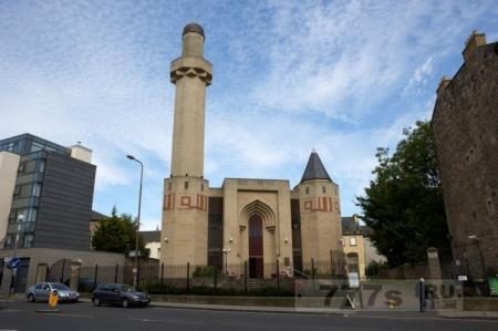 Центральная мечеть Эдинбурга была подожжена ночью, возможно, это преступление на почве ненависти