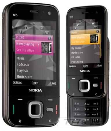 Обзор: Nokia N85