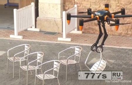 Это невероятный робот дрон, который однажды может поменять вашу жизнь