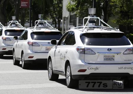 Новости IT: на дороги Калифорнии пустили полностью самоуправляемые автомобили