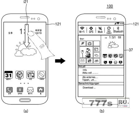 Новости IT: Samsung запатентовали одновременную работу двух ОС на телефоне