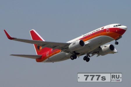 Самолет посадили после того, как выяснилось, что член погрузочной команды остался в грузовом отсеке