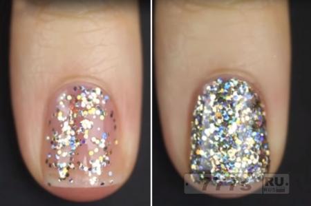 Прозрачный лак для ногтей это самое основное, что вам нужно для правильного блеска ногтей