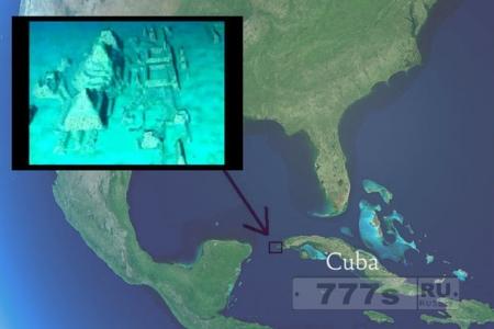 Действительно ли ученые нашли гигантскую пирамиду из хрусталя под Бермудским треугольником?