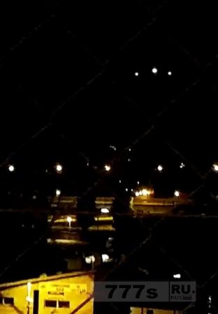 НЛО издававший  «пронзительный шум» был замечен над женевским стадионом