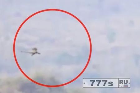 Необычное видео «огромный дракон, пролетает над горами» все верующие в драконов в исступлении