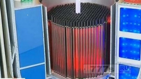 Наука: китайские ученые создали компактную АЭС