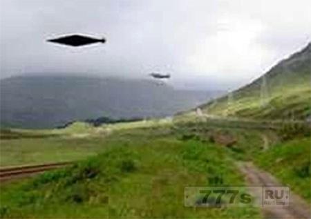 Сохраняйте спокойствие, но, возможно, огромная база пришельцев находится под Шотландией