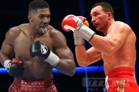Бой Энтони Джошуа vs Владимир Кличко состоится ... если британская звезда побьет Эрика Молину в конце года