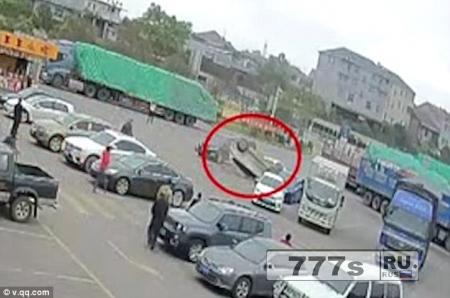 Это худший водитель в мире