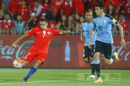 Алексис Санчес провозглашен лучшим в мире, когда звезда Арсенала недолечила травму, чтобы спасти Чили