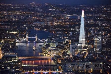 Просто «повезло», что беспилотник не совершил катастрофу в центре Лондона