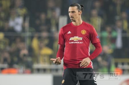 Златан Ибрагимович называет Манчестер Юнайтед шагом вниз