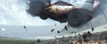 Любители Pixar с ужасом посмотрели «загадочный» новый трейлер Тачки 3